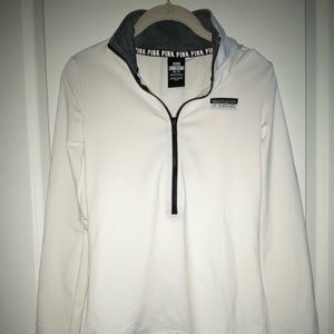 PINK Ultimate Fleece Zip Up Jacket